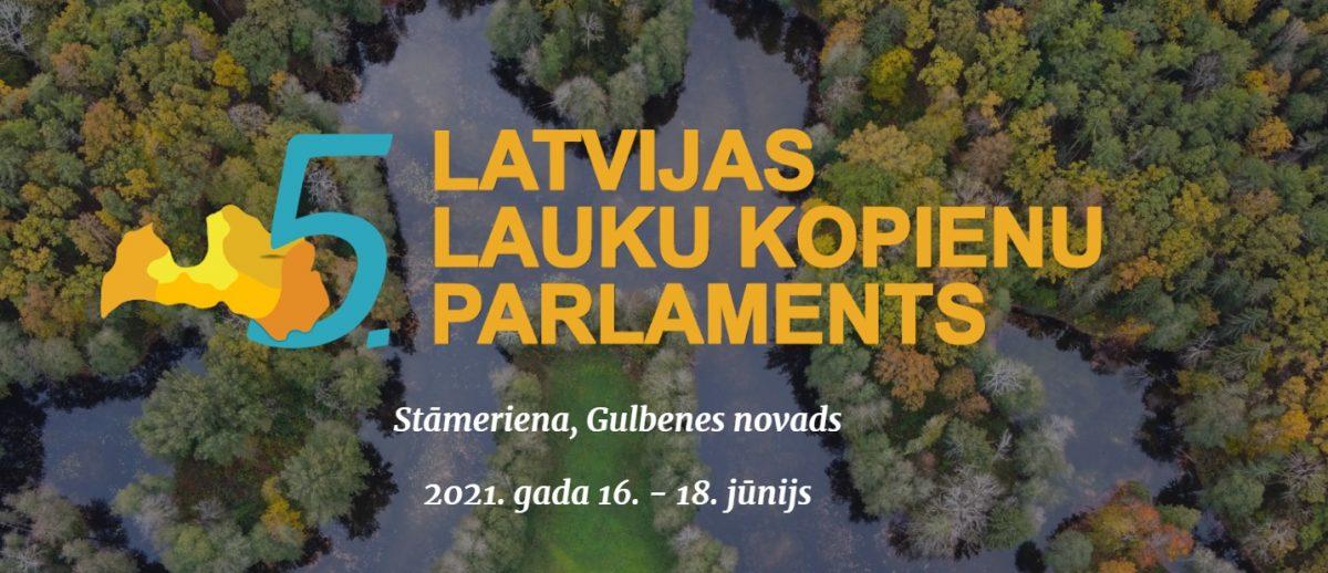 Lauku kopienu parlaments 16.-18. jūnijā