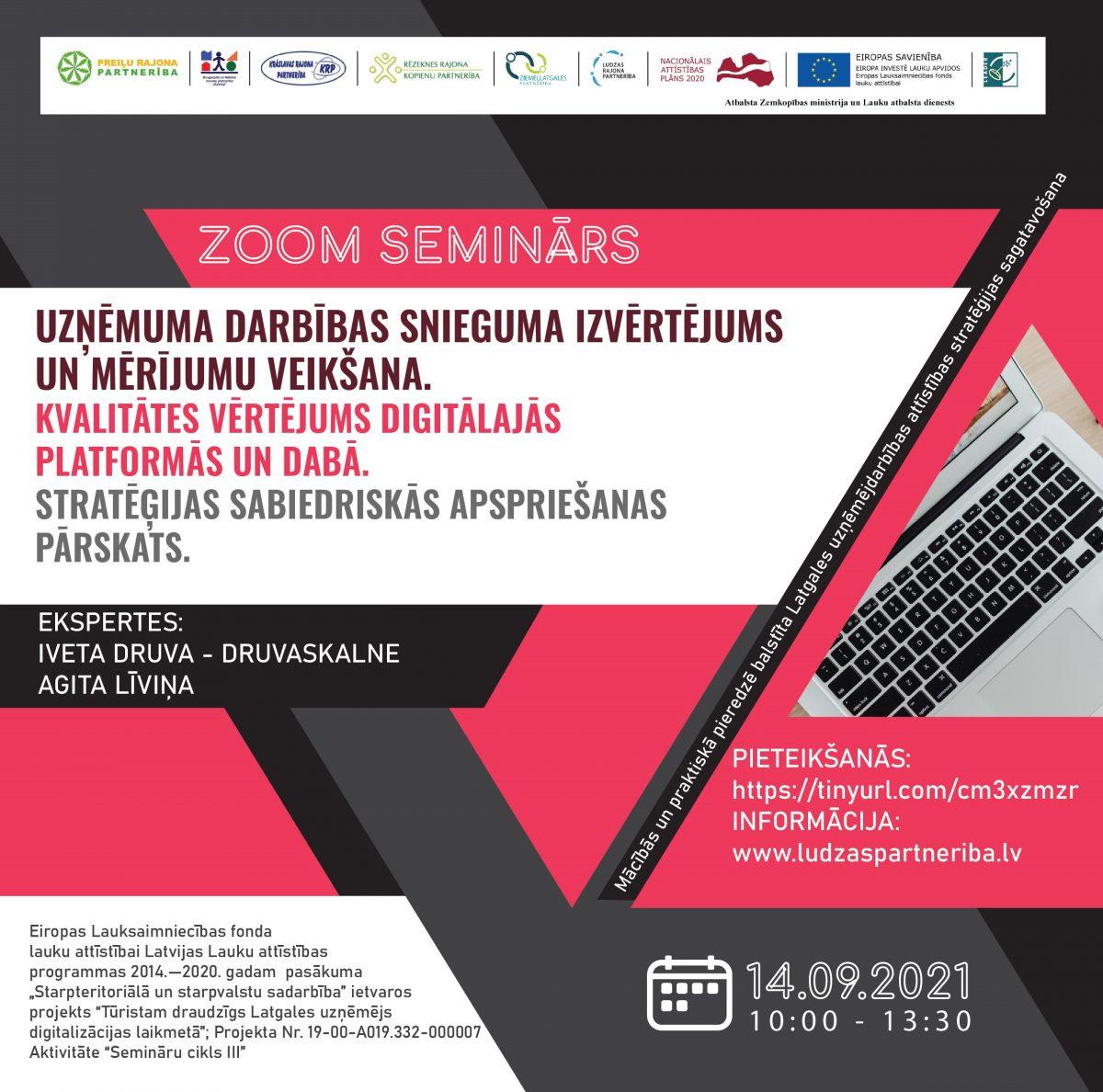 Seminārs par statistikas rīkiem un stratēģijas sabiedriskās apspriešanas pārskata prezentēšana